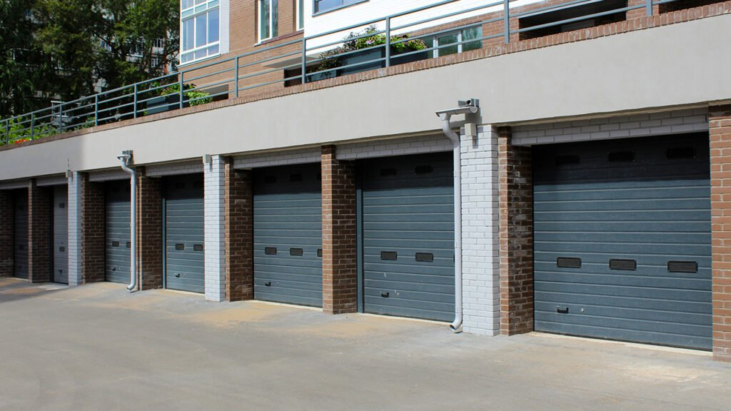 Warehouse Garage Door Repair