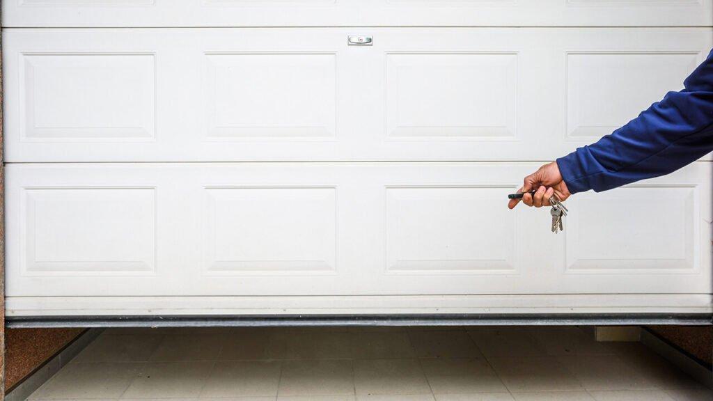 How to Fix a Garage Door Gap