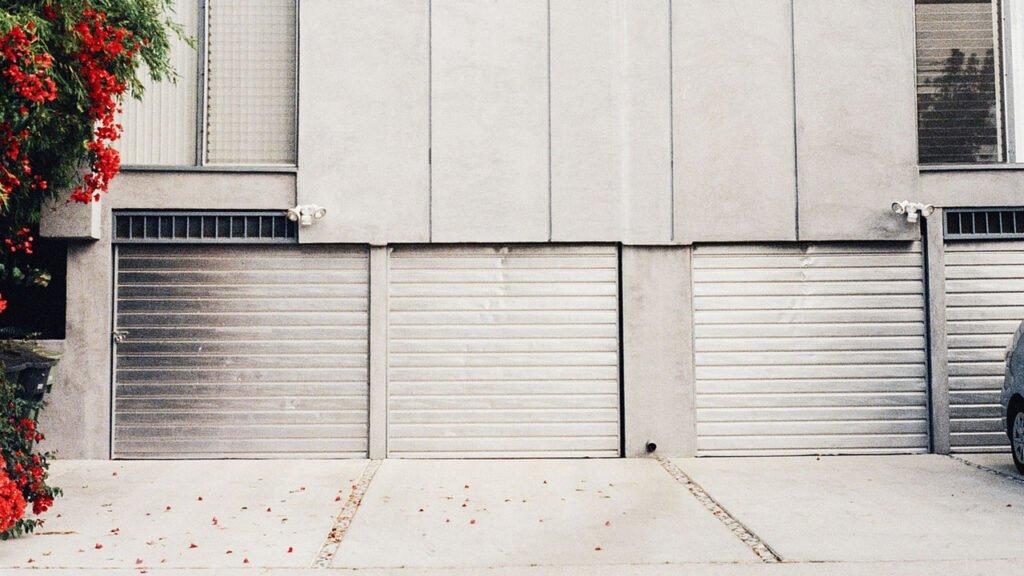 Steel Commercial Roll-up Sheet Doors