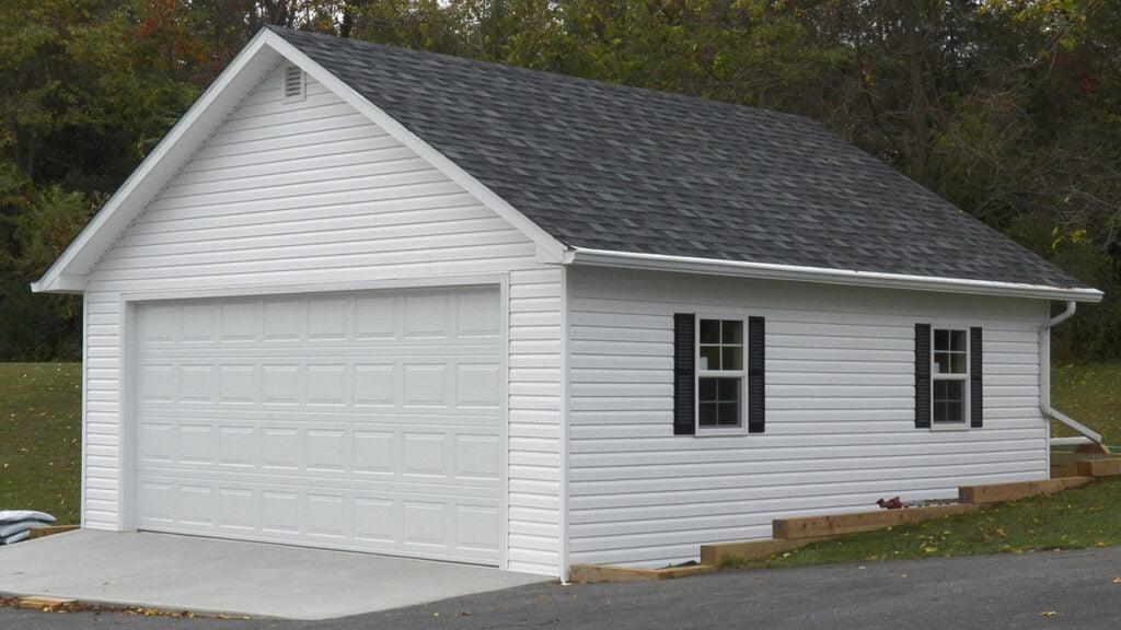 weather affect your garage door in Mississauga
