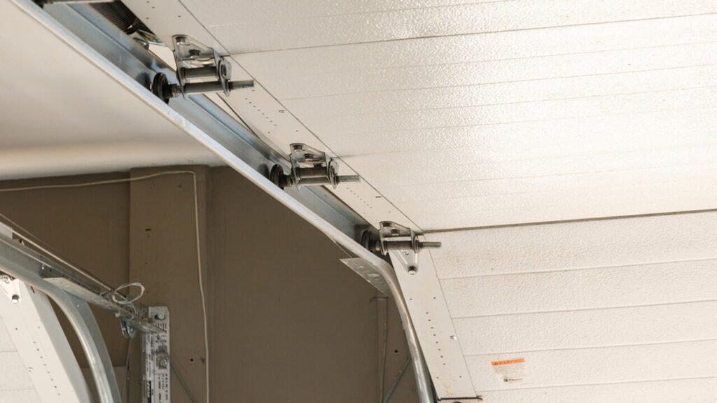 Garage Door Rails Need to be Replaced