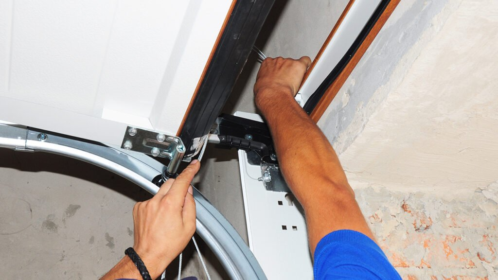 Do It Yourself Garage Door Maintenance Mississauga